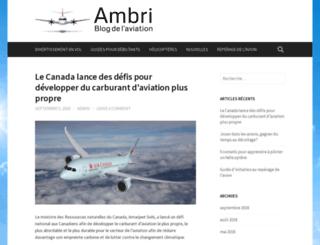 ambri-airport.ch screenshot