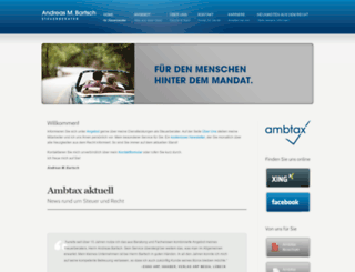 ambtax.eu screenshot