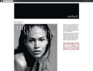 ambushstudio.blogspot.com screenshot