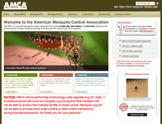 amca.memberclicks.net screenshot