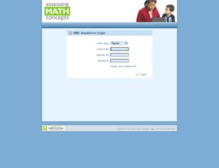 amcanywhere.com screenshot