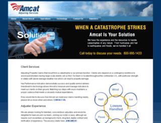 amcatusa.com screenshot