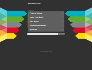 amcmoney.com screenshot