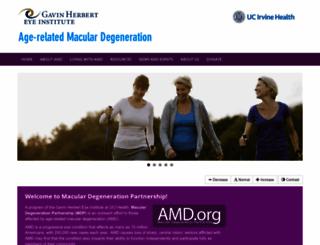 amd.org screenshot