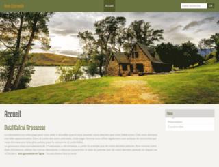 ame-eternelle.e-monsite.com screenshot
