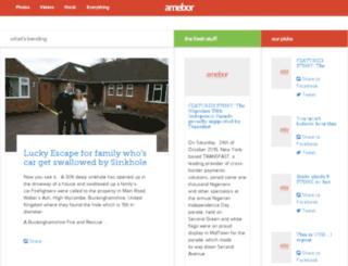 amebor.com screenshot
