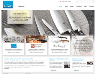 amefa.com screenshot