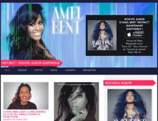 amelbent.com screenshot