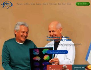 amenclinics.com screenshot