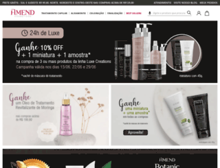 amend.com.br screenshot