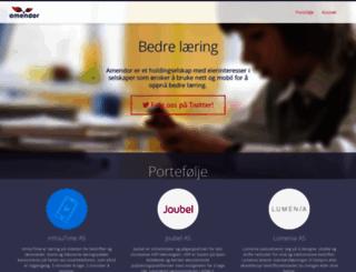 amendor.com screenshot