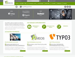 ameos.com screenshot