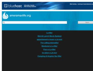 ameramaxlife.org screenshot