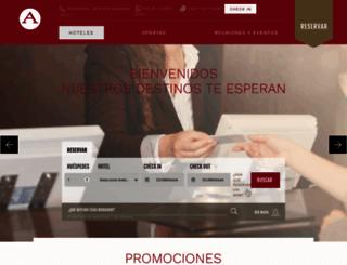 amerian.com screenshot