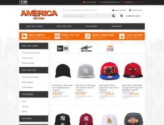 americaimports.net.br screenshot
