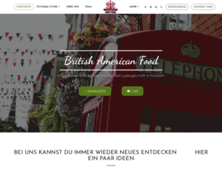 american-food-direkt.de screenshot