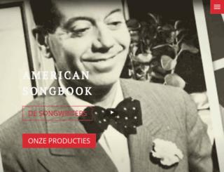 american-songbook.com screenshot