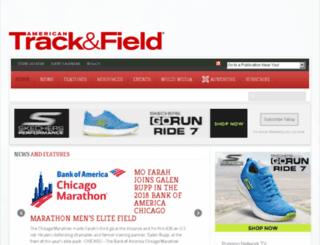 american-trackandfield.com screenshot