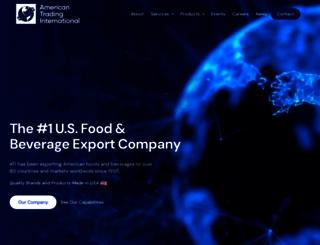 american-trading.com screenshot