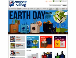americanadbag.com screenshot