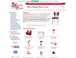 americanchairs.com screenshot