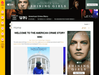 americancrimestory.wikia.com screenshot