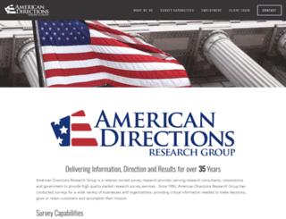 americandirections.com screenshot