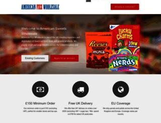 americanfizzwholesale.co.uk screenshot