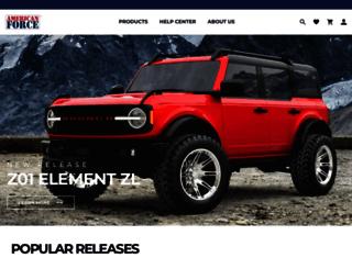 americanforcewheels.com screenshot