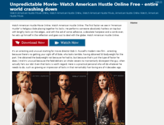 americanhustlewatchonline.jottit.com screenshot