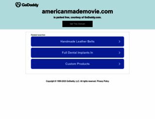americanmademovie.vhx.tv screenshot