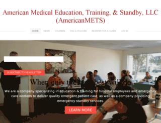 americanmets.com screenshot