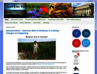 americanmominbordeaux.blogspot.com.br screenshot