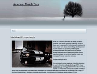 americanmusclecarz.tripod.com screenshot