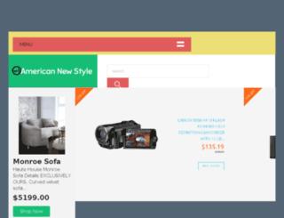 americannewstyle.com screenshot