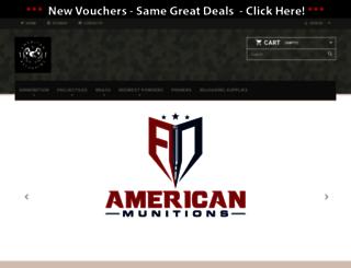 americanreloading.com screenshot