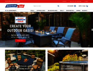 americansale.com screenshot
