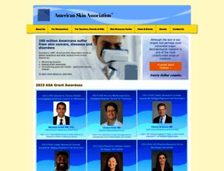 americanskin.org screenshot
