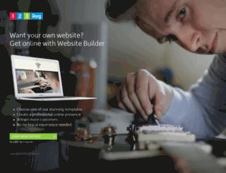 americansteel.co.uk screenshot