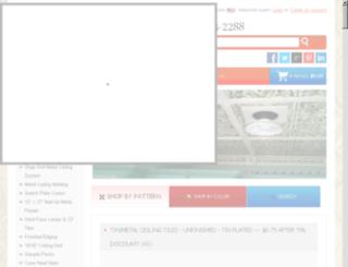 americantin.net screenshot