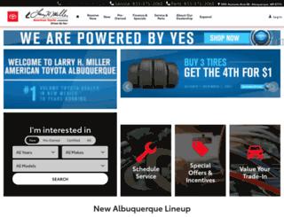 americantoyota.com screenshot