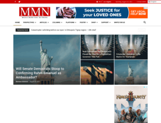 americas.mediamonitors.net screenshot