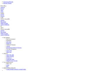 americas.msh-intl.com screenshot