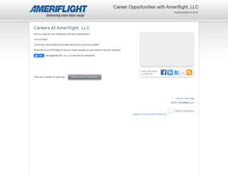 ameriflight.hrmdirect.com screenshot