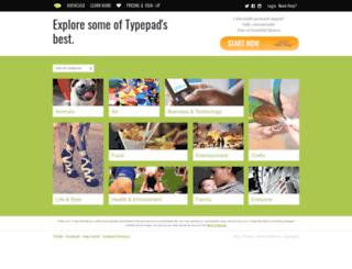 amerisrael.typepad.com screenshot