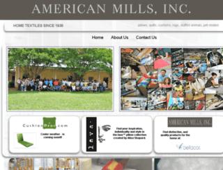 amermills.com screenshot