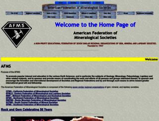 amfed.org screenshot