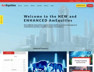 amfutureslite.amesecurities.com.my screenshot
