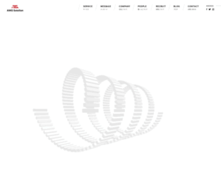 amg-solution.jp screenshot