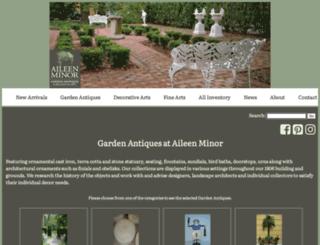 amgardenantiques.com screenshot